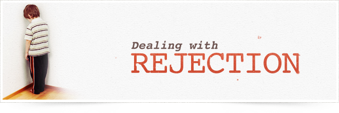 Dealing with dating rejection